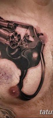фото тату пуля от 23.10.2017 №069 – bullet tattoo – tatufoto.com