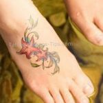 фото тату раковина от 07.10.2017 №002 - tattoo shell - tatufoto.com