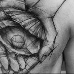 фото тату раковина от 07.10.2017 №141 - tattoo shell - tatufoto.com