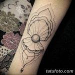 фото тату раковина от 07.10.2017 №166 - tattoo shell - tatufoto.com