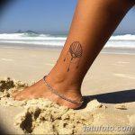 фото тату раковина от 07.10.2017 №185 - tattoo shell - tatufoto.com