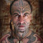фото тату самоа от 10.10.2017 №025 - Samoan tattoo - tatufoto.com