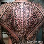 фото тату самоа от 10.10.2017 №126 - Samoan tattoo - tatufoto.com