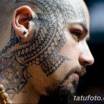 фото тату самоа от 10.10.2017 №134 - Samoan tattoo - tatufoto.com