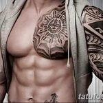 фото тату самоа от 10.10.2017 №135 - Samoan tattoo - tatufoto.com
