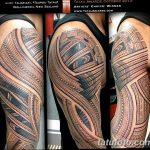 фото тату самоа от 10.10.2017 №136 - Samoan tattoo - tatufoto.com