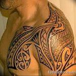 фото тату самоа от 10.10.2017 №139 - Samoan tattoo - tatufoto.com
