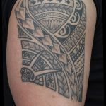 фото тату самоа от 10.10.2017 №150 - Samoan tattoo - tatufoto.com