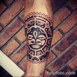 фото тату самоа от 10.10.2017 №151 - Samoan tattoo - tatufoto.com