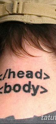 фото тату сеть интернет от 13.10.2017 №056 – tattoo network internet – tatufoto.com