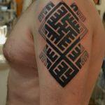 фото тату славянские от 08.10.2017 №023 - Slavic Tattoos - tatufoto.com