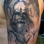 фото тату славянские от 08.10.2017 №025 - Slavic Tattoos - tatufoto.com