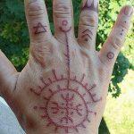 фото тату славянские от 08.10.2017 №030 - Slavic Tattoos - tatufoto.com