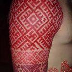фото тату славянские от 08.10.2017 №031 - Slavic Tattoos - tatufoto.com