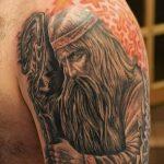 фото тату славянские от 08.10.2017 №035 - Slavic Tattoos - tatufoto.com