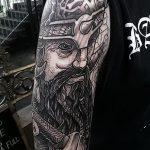 фото тату славянские от 08.10.2017 №042 - Slavic Tattoos - tatufoto.com