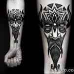 фото тату славянские от 08.10.2017 №043 - Slavic Tattoos - tatufoto.com