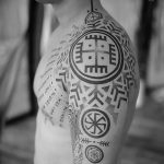 фото тату славянские от 08.10.2017 №061 - Slavic Tattoos - tatufoto.com