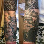 фото тату славянские от 08.10.2017 №062 - Slavic Tattoos - tatufoto.com