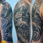 фото тату славянские от 08.10.2017 №063 - Slavic Tattoos - tatufoto.com