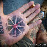 фото тату славянские от 08.10.2017 №067 - Slavic Tattoos - tatufoto.com