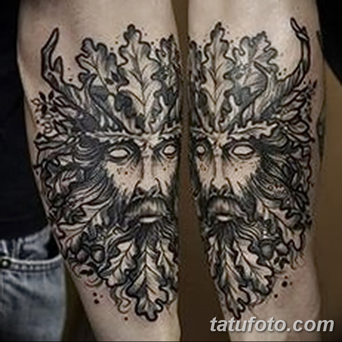 фото тату славянские от 08.10.2017 №073 - Slavic Tattoos - tatufoto.com