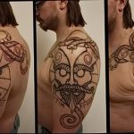 фото тату славянские от 08.10.2017 №078 - Slavic Tattoos - tatufoto.com