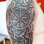 фото тату славянские от 08.10.2017 №080 - Slavic Tattoos - tatufoto.com