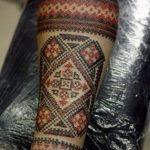 фото тату славянские от 08.10.2017 №086 - Slavic Tattoos - tatufoto.com