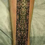 фото тату славянские от 08.10.2017 №090 - Slavic Tattoos - tatufoto.com