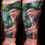 фото тату славянские от 08.10.2017 №103 - Slavic Tattoos - tatufoto.com