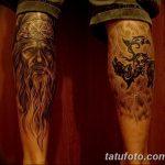 фото тату славянские от 08.10.2017 №104 - Slavic Tattoos - tatufoto.com