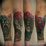 фото тату славянские от 08.10.2017 №108 - Slavic Tattoos - tatufoto.com