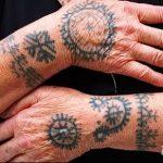 фото тату славянские от 08.10.2017 №112 - Slavic Tattoos - tatufoto.com