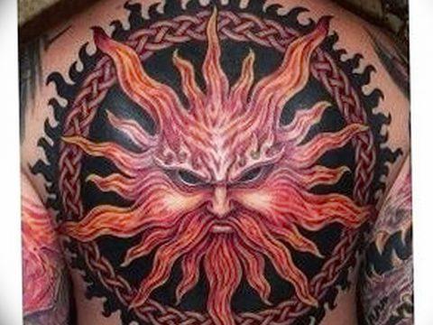 фото тату славянские от 08.10.2017 №115 - Slavic Tattoos - tatufoto.com