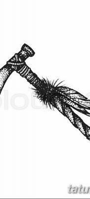 фото тату томагавк от 21.10.2017 №018 – tomahawk tattoo – tatufoto.com