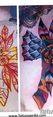 фото тату томагавк от 21.10.2017 №057 – tomahawk tattoo – tatufoto.com