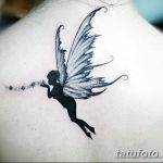 фото тату фея от 28.10.2017 №007 - Fairy Tattoo - tatufoto.com