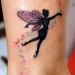 фото тату фея от 28.10.2017 №008 - Fairy Tattoo - tatufoto.com