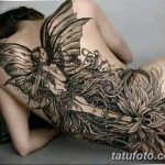 фото тату фея от 28.10.2017 №144 - Fairy Tattoo - tatufoto.com