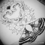 фото эскизы тату дотворк от 10.10.2017 №006 - sketches tattoo dotwork - tatufoto.com