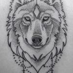 фото эскизы тату дотворк от 10.10.2017 №015 - sketches tattoo dotwork - tatufoto.com