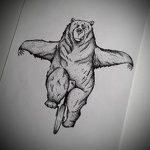 фото эскизы тату дотворк от 10.10.2017 №016 - sketches tattoo dotwork - tatufoto.com