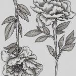 фото эскизы тату дотворк от 10.10.2017 №018 - sketches tattoo dotwork - tatufoto.com
