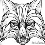фото эскизы тату дотворк от 10.10.2017 №019 - sketches tattoo dotwork - tatufoto.com