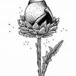 фото эскизы тату дотворк от 10.10.2017 №033 - sketches tattoo dotwork - tatufoto.com