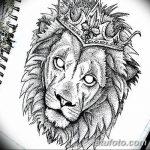 фото эскизы тату дотворк от 10.10.2017 №035 - sketches tattoo dotwork - tatufoto.com