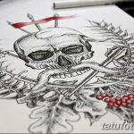 фото эскизы тату дотворк от 10.10.2017 №043 - sketches tattoo dotwork - tatufoto.com
