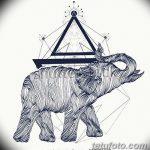фото эскизы тату дотворк от 10.10.2017 №047 - sketches tattoo dotwork - tatufoto.com