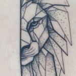 фото эскизы тату дотворк от 10.10.2017 №049 - sketches tattoo dotwork - tatufoto.com